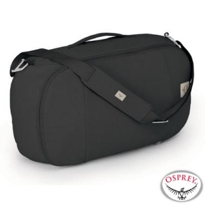 OSPREY 新款 Arcane Duffel 輕量三用多功能行李袋30L_復古黑 R