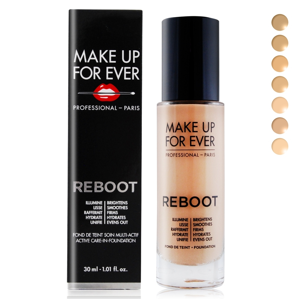 MAKE UP FOR EVER REBOOT活潤精華粉底液30ml-多色可選 product image 1
