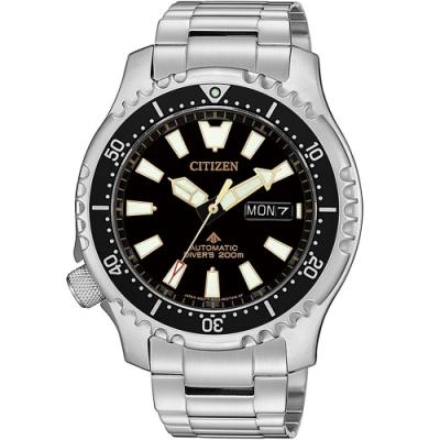 CITIZEN PROMASTER 黑豹特遣隊機械錶(NY0090-86E)
