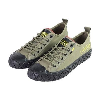 PALLADIUM PALLA ACE SUPPLY LO 男女 低筒休閒鞋 軍綠-77178308