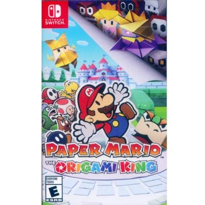 紙片瑪利歐:摺紙國王 Paper Mario: The Origami King - NS Switch 中英日文美版