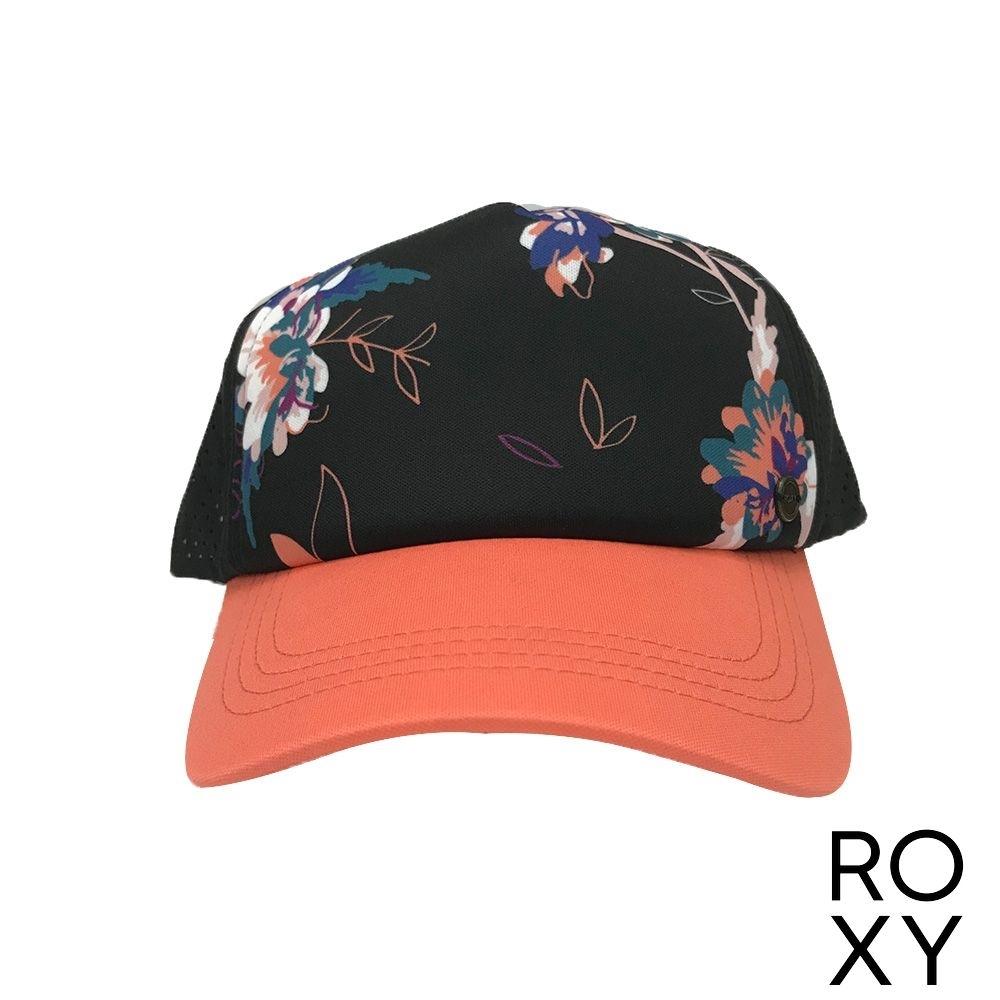 【ROXY】CALIFORNIA ELECTRIC 帽 黑色