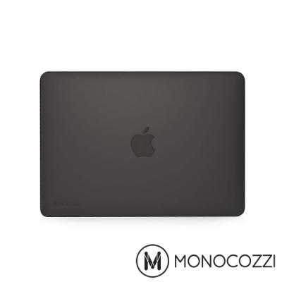 MONOCOZZI 半透明保護殼MacBook Pro 15 (USB-C)-霧面黑