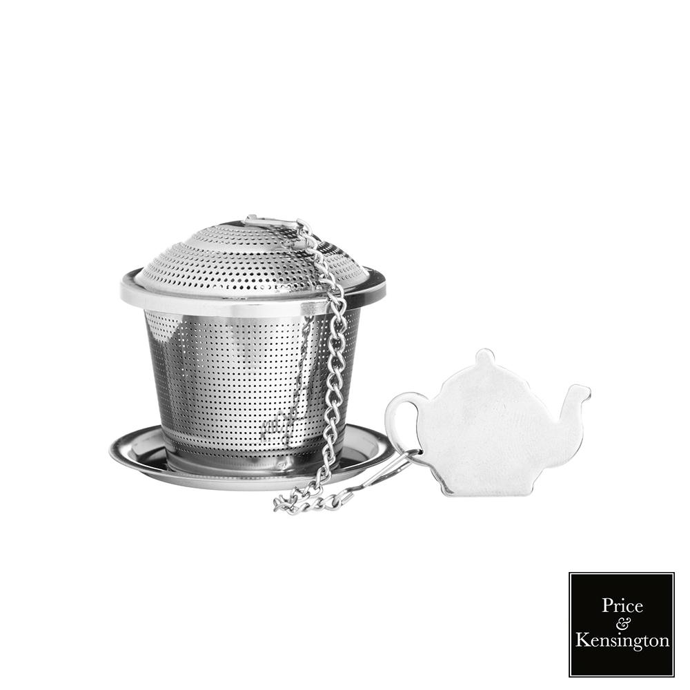 P&K 不鏽鋼花茶滴水盤