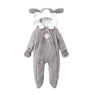baby童衣 居家寶寶極厚連身衣 60173