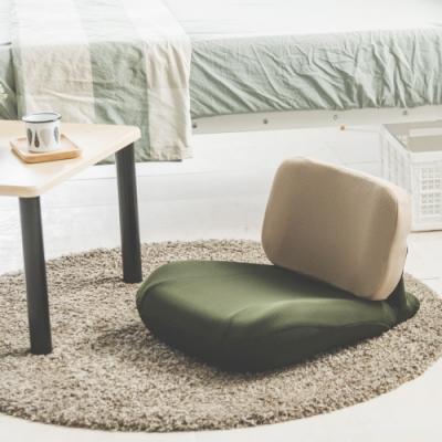 Home Feeling 日式美姿伸展和室椅/沙發椅/單人沙發(<b>3</b>色)-48x60x32cm