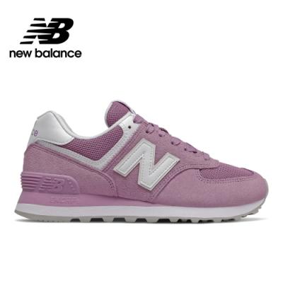 New Balance  復古鞋_女_淺紫_WL574OAC-B
