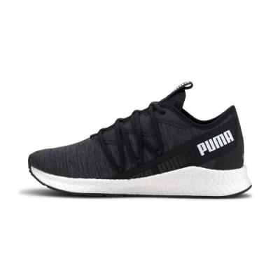 PUMA-NRGY Star MultiKnit 男女慢跑運動鞋-黑色