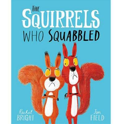 The Squirrels Who Squabbled 貪心的松鼠們平裝繪本