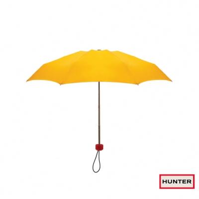 HUNTER - 迷你摺疊傘 - 黃