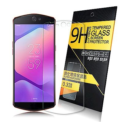 NISDA  for Meitu 美圖 T9 鋼化 9H 0.33mm玻璃螢幕保...