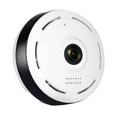 BTW 伽利略 VR 全景式360度WiFi監視器 1080P 200萬畫素