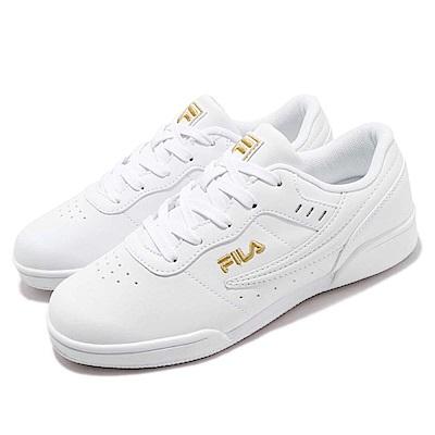 Fila 休閒鞋 4J327T119 低筒 運動 男女鞋