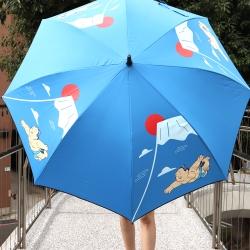 大金寶寶 27吋富士山直骨傘