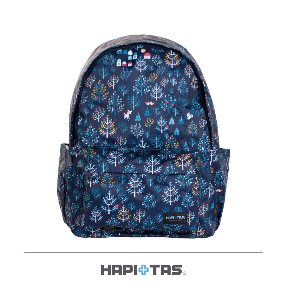 日本HAPI+TAS 防盜防潑水 摺疊後背包