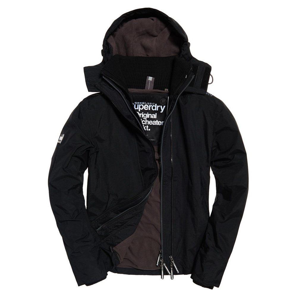 SUPERDRY 極度乾燥 男 外套 黑色0427