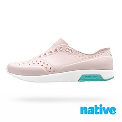 native LENNOX 男/女鞋-牛奶粉x貝殼白x湖水綠
