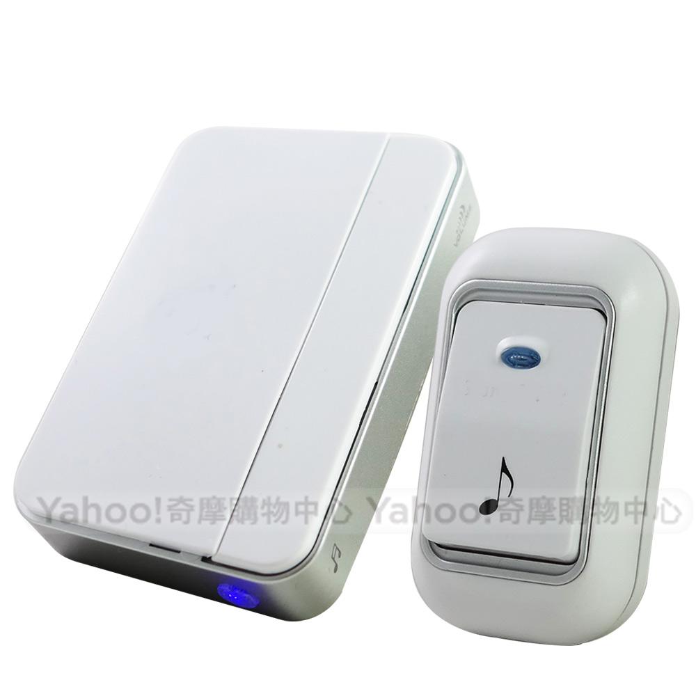 智能無線電池式 數位緊急看護門鈴 B03