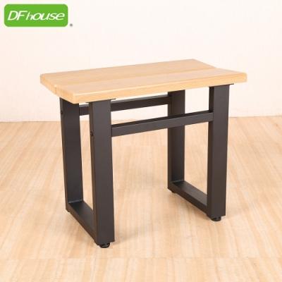 DFhouse英式工業風- 單人餐椅  50*28*43
