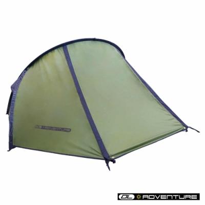 【DL Adventure】 Pisces 雙人速搭帳篷 -  軍綠