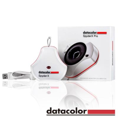 Datacolor SpyderX Pro 螢幕校色器-專業組