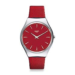 Swatch 超薄金屬系列 SKINROSSA 超薄金屬-蘿莎