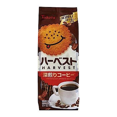 東鳩 微笑餅乾-深培咖啡口味(100g)