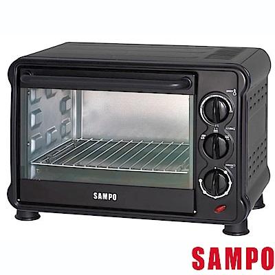 SAMPO聲寶20L電烤箱 KZ-PB20