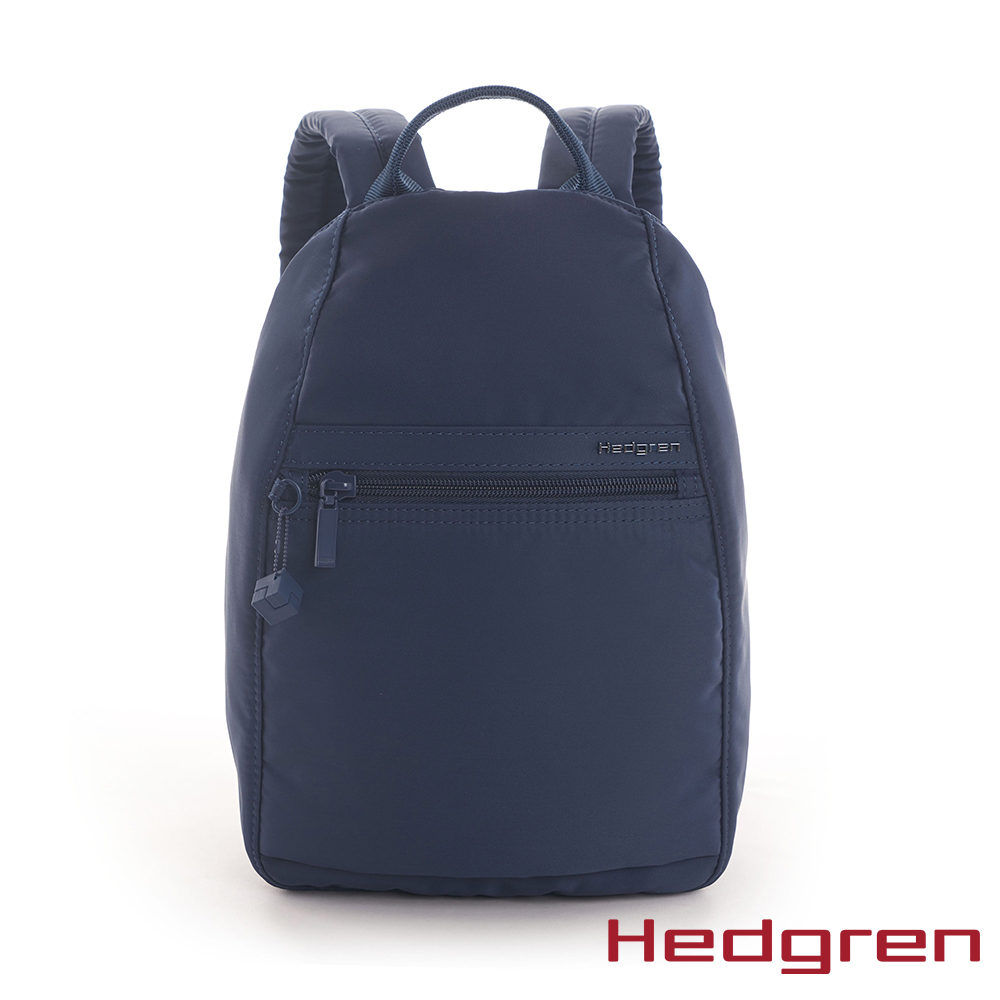 【Hedgren】藍後背開口包 - HIC11 VOGUE