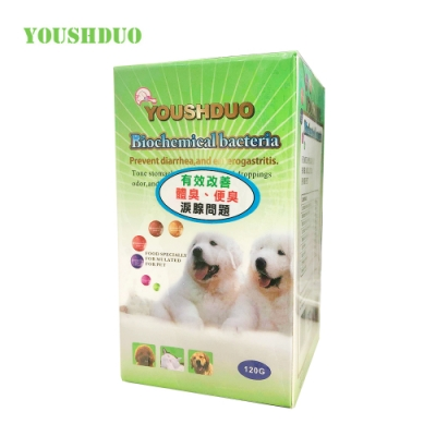 YOUSIHDUO 優思多生化益菌 120g 益生菌 腸胃保健 淚腺 增強免疫力 犬貓適用