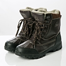 PolarStar 男防水保暖雪鞋『咖啡』P19634
