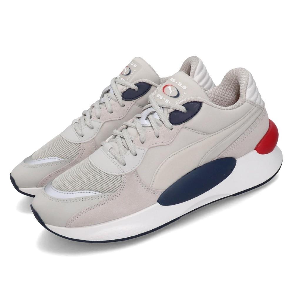 Puma 老爹鞋 RS 9.8 Gravity 麂皮 男女鞋