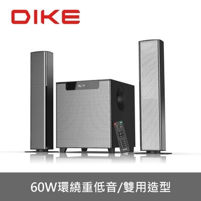 DIKE 多功能一體式藍芽喇叭 DSB320BK