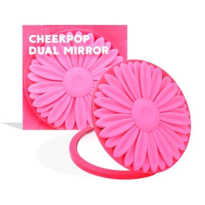CLINIQUE 倩碧 花漾隨身鏡 #Peach pop (桃紅)