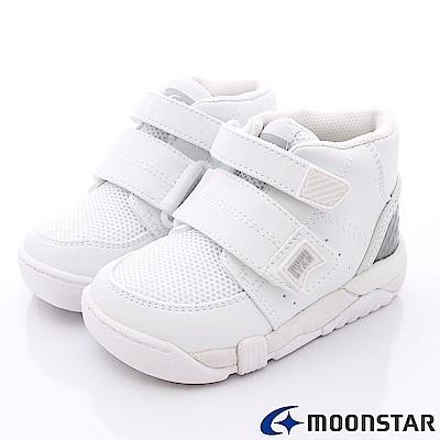 日本Carrot機能童鞋 矯健護踝款 TW1401白(中小童段)