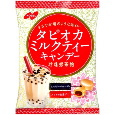 Nobel諾貝爾 珍珠奶茶風味糖(90g)