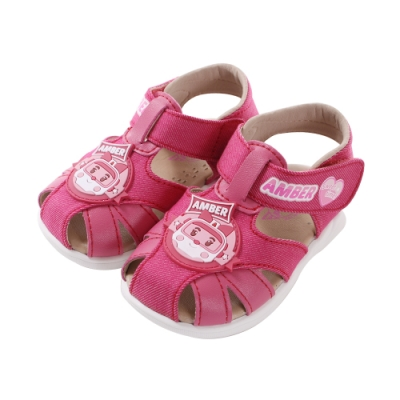 台灣製POLI安寶款寶寶涼鞋 sa91113 魔法Baby