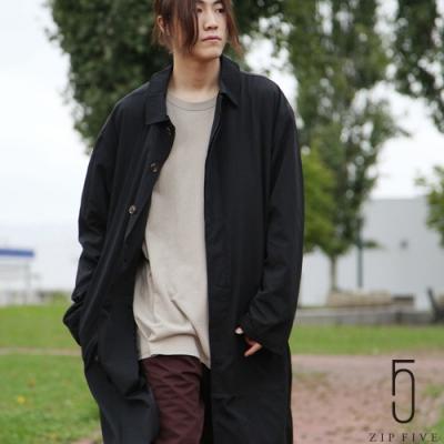 ZIP日本男裝 防潑水休閒長大衣(8色)