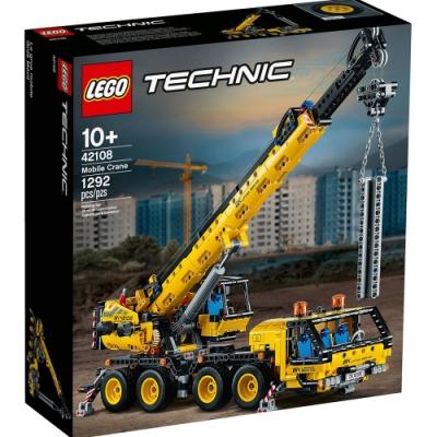 樂高LEGO 科技系列 - LT42108移動式起重機