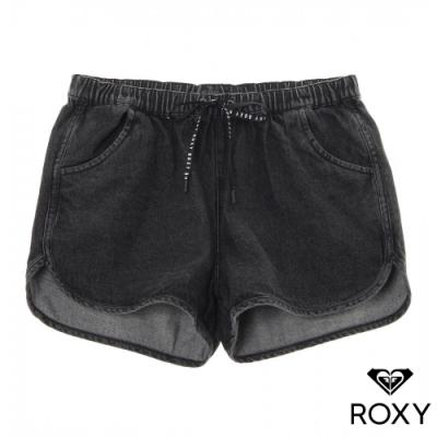 【ROXY】LINE UP PANTS 褲 黑