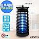 【KINYO】6W電擊式無死角UVA燈管捕蚊燈(KL-7061)吊環設計 product thumbnail 1