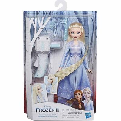 迪士尼公主系列 - 冰雪奇緣2 公主裝扮頭髮遊戲組(艾莎)