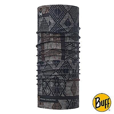 《BUFF》Plus經典頭巾-國家地理-輝煌世紀 BF118374-305