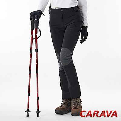CARAVA《女戶外登山攀岩褲》(黑)