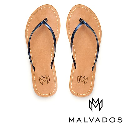Malvados 魅凡朵 人字拖 Lux Leather-摩納哥 @ Y!購物
