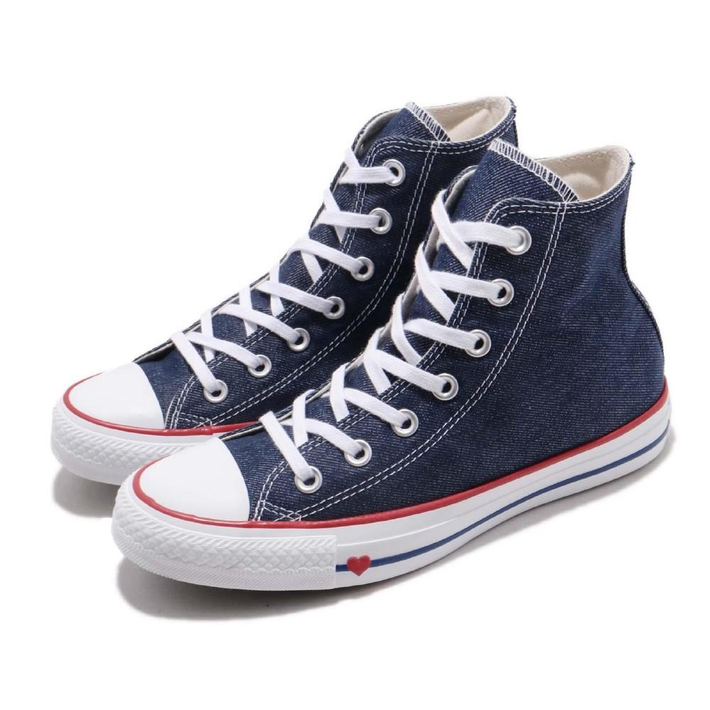 Converse 休閒鞋 All Star Hi 女鞋