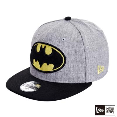 NEW ERA 9FIFTY 950 童 蝙蝠俠 灰/黑 棒球帽