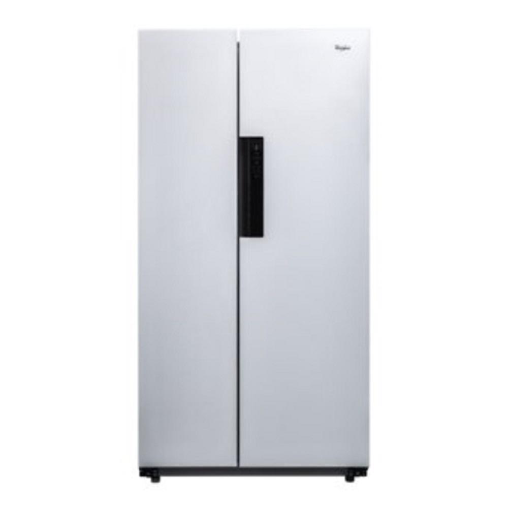 Whirlpool惠而浦 600L 4級變頻2門電冰箱 WHS600LW