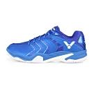 VICTOR 男 專業羽球鞋 藍白