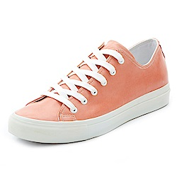 【PATINAS】小牛皮休閒鞋 – 客製紅